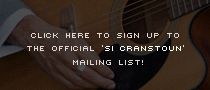 Click here to join the Si Cranstoun Mailing List